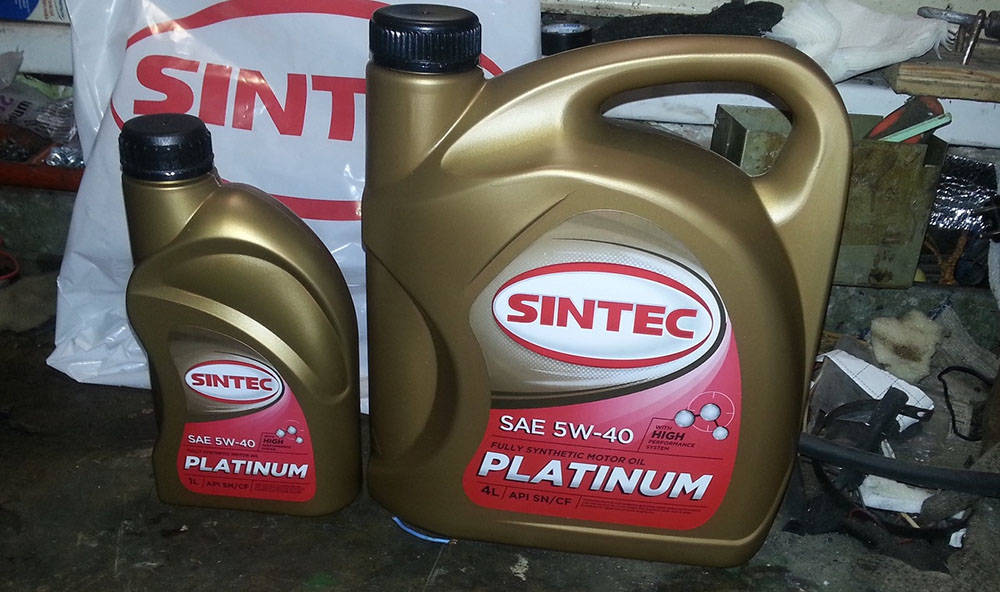 Sintec Platinum SN/CF