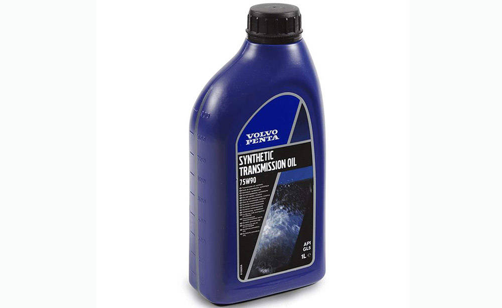 Volvo Transmission Oil