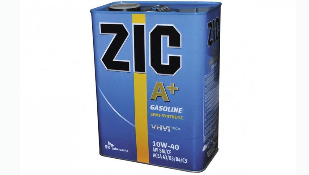 ZIC A Plus 10w40