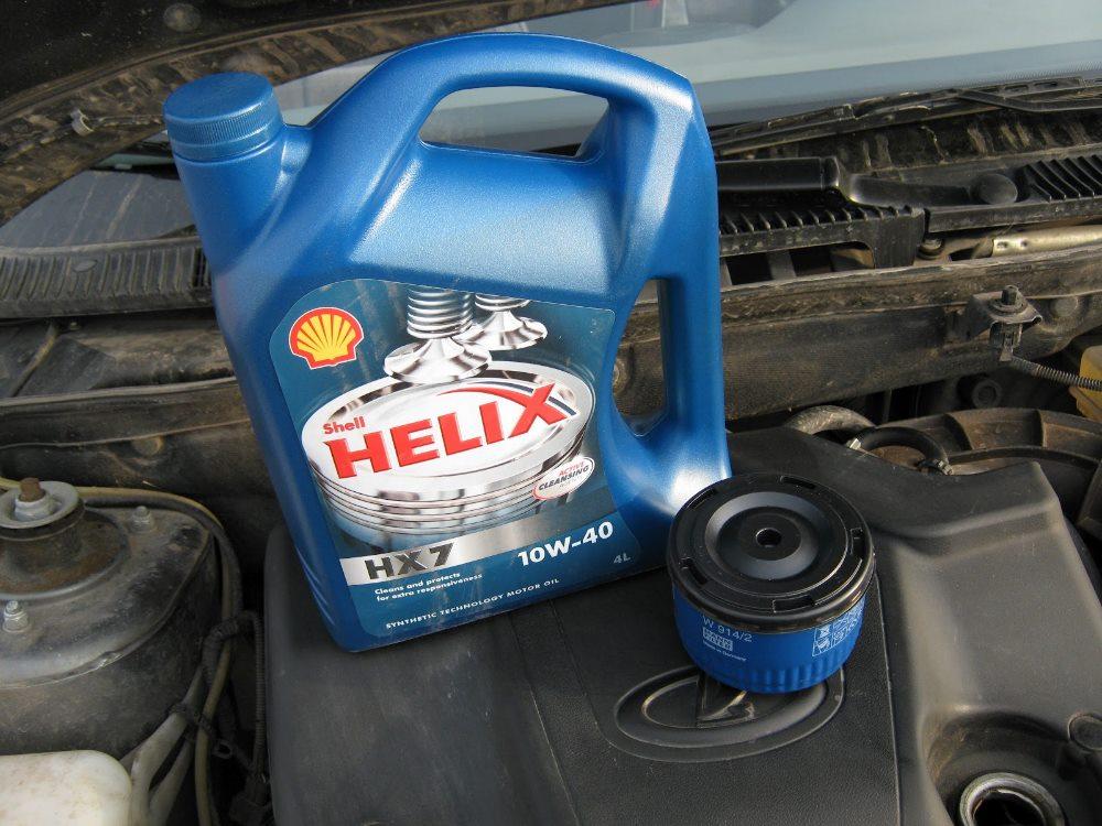 лада объем масла для двигателя