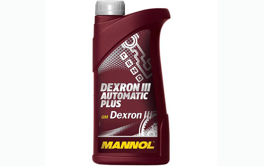 Масло Dextron-III