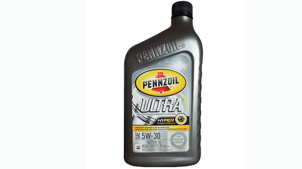 Моторное маслоPennzoil