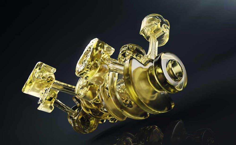 Добавление ATF в двигатель