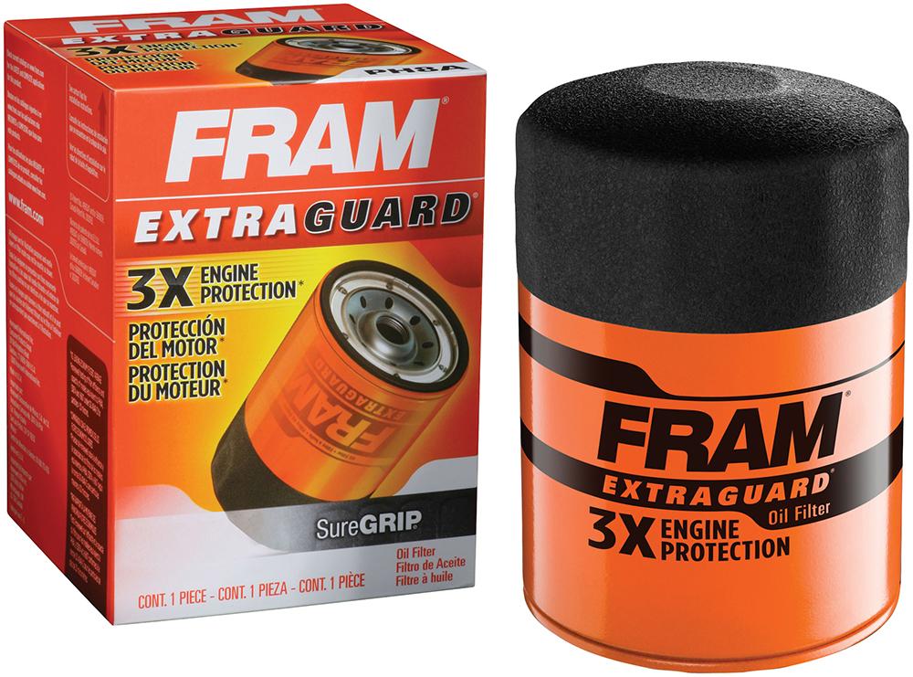 Масляные фильтры Fram