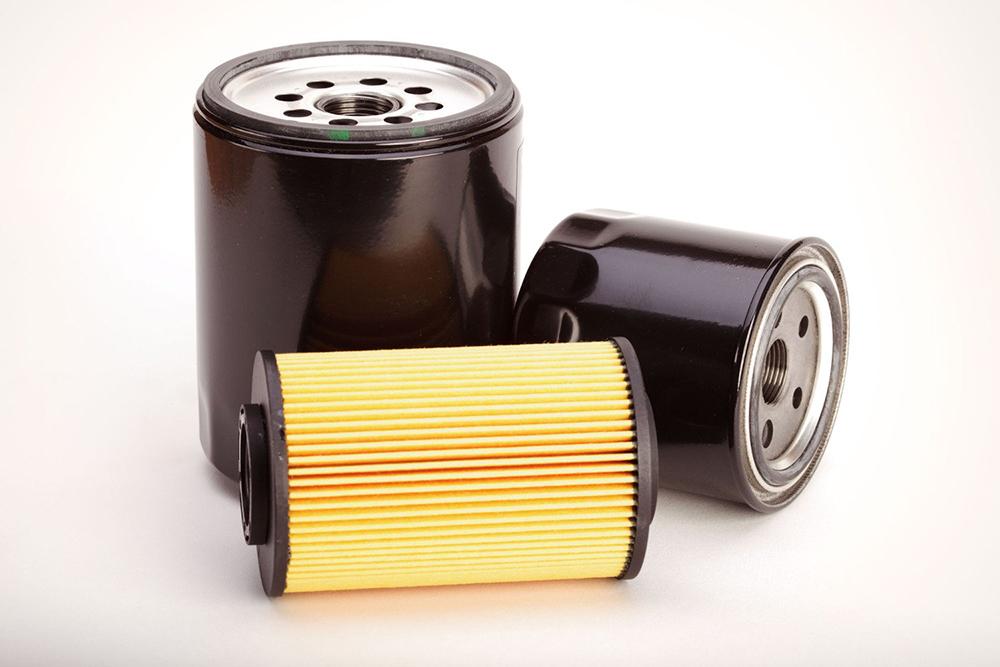 Масляные фильтры авто