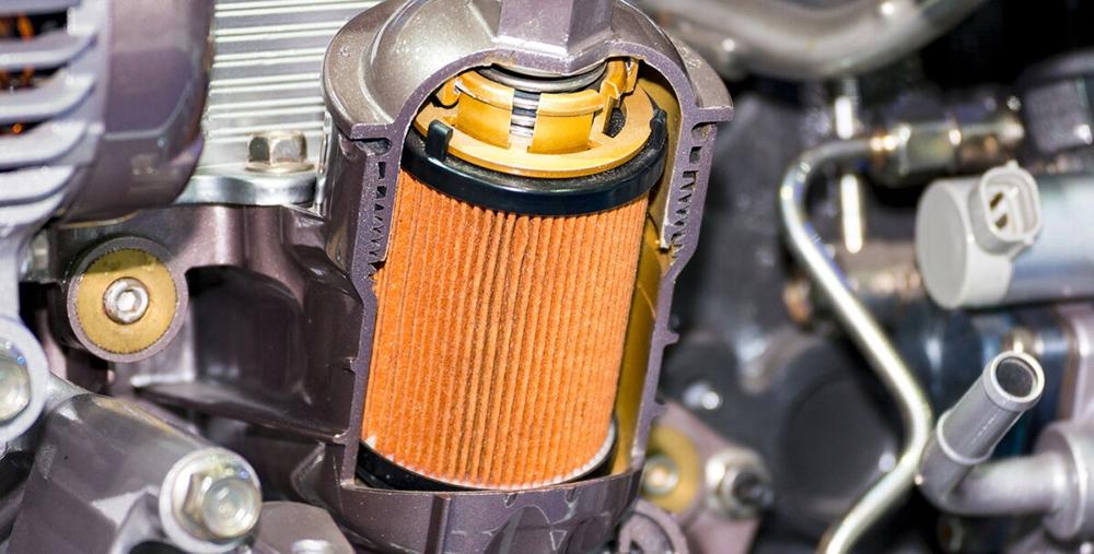Замена автомобильного масляного фильтра своими руками