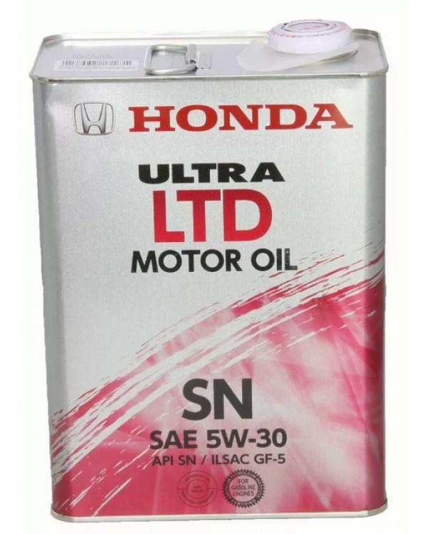 Обзор оригинальных масел и жидкостей Honda